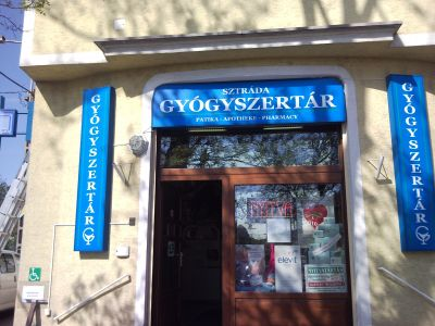 Sztráda Gyógyszertár